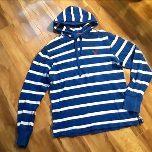 American Eagle Hooded Pullover